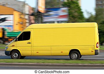 搬運車, 黃色