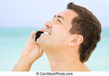 携帯電話, 幸せ, 人
