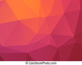 粉红色 摘要 柔软 几何学 背景 Canstock