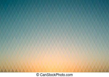 摘要 几何学 背景 蓝色 摘要 转变过渡 背景 桔子 几何学 Canstock