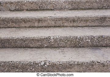 摘要, 樓梯, 以及, 步驟, 在, the, city.