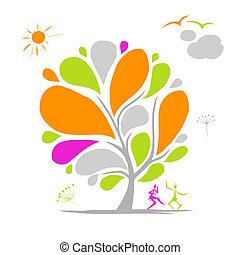 摘要, 樹, 為, 你, 設計