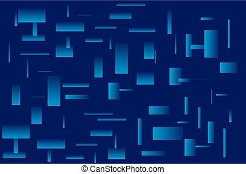 摘要, 深蓝色, 背景