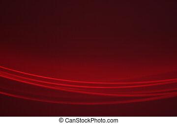 摘要, 紅的背景