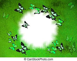 摘要, 背景, 由于, 蝴蝶