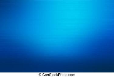 摘要, 藍色的背景
