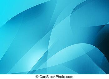 摘要, 藍色