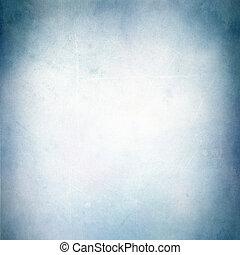 摘要, 藍色, 背景。