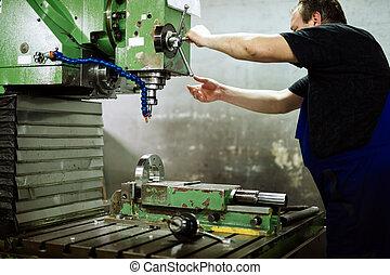 操練, 機器, 自動化