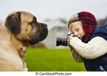 攝影師, 很少