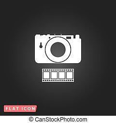 攝影, 照像機, 以及, 電影, 圖象