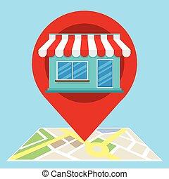 支部, 捜索しなさい, マーケティング, ecommerce