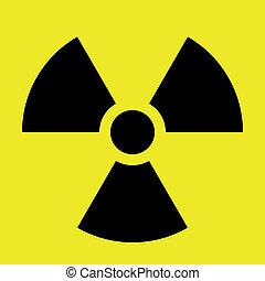 放射, 印