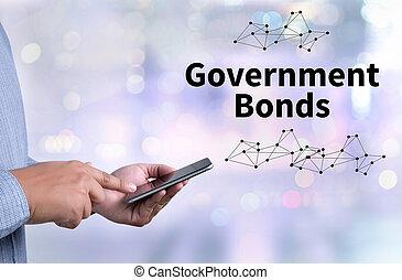 政府, 債券, 市場, 債券