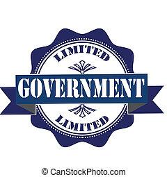 政府, 切手