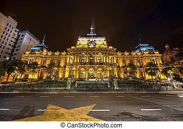 政府, argentina., 宮殿, tucuman