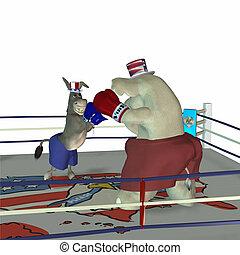政治的である, ボクシング, 3