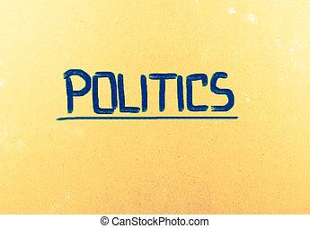 政治, 概念