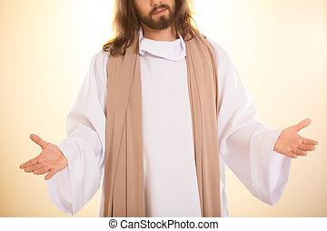 救世主, 腕を 開けなさい, 復活させられた