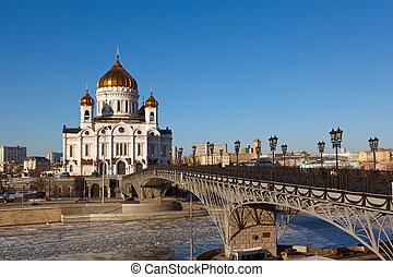 救星, 大教堂, 莫斯科, christ