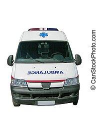 救護車, 汽車
