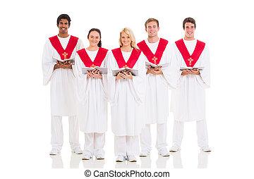 教会聖歌隊