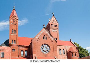教会, の, 聖者, サイモン, そして, ヘレナ