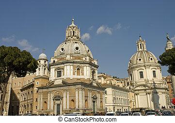教会, ローマ