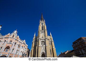 教会, 名前, vojvodina, mary, セルビア, -