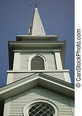 教会, 屋根