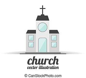 教会, 建物