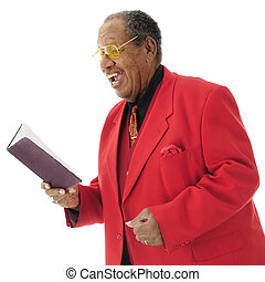 教会, 歌手