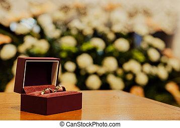 教会, 結婚指輪