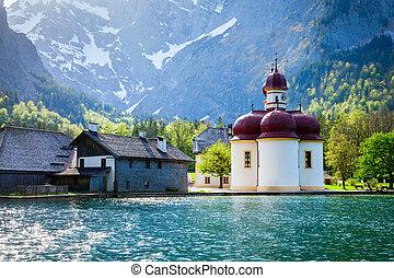 教会, bartholomew's, st. 。, ドイツ