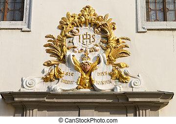 教会, bratislava, jesuit, スロバキア