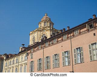 教会, lorenzo, トゥーリン, san