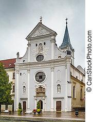 教会, padua, st. 。, kosice, スロバキア, アンソニー