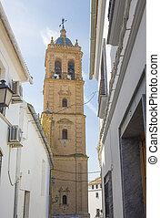 教区, サンティアゴ, スペイン, montilla, 使徒
