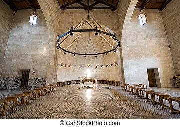 教堂, ......的, the, 乘法
