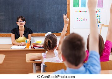 教師, そして, ∥(彼・それ)ら∥, 生徒