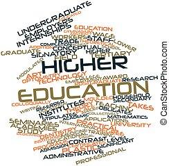 教育, より高く