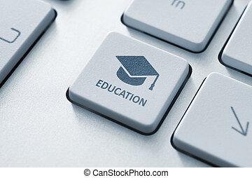 教育, オンラインで