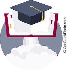 教育, パッド, 発射