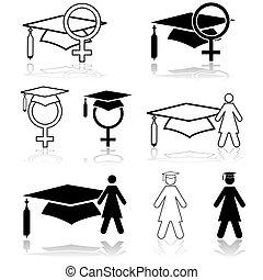 教育, 女性