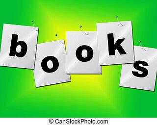 教育, 書, 顯示, 訓練, 學院, 以及, 發展