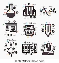 教育, infographic