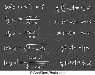 数学, レッスン