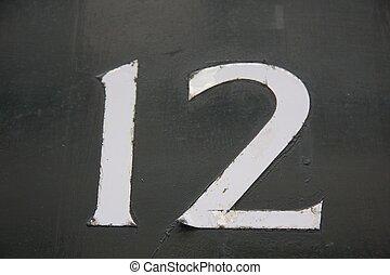数, 12
