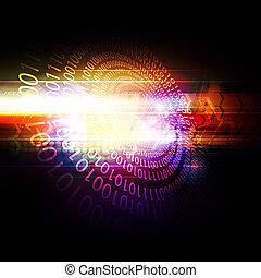 數字技術, 背景