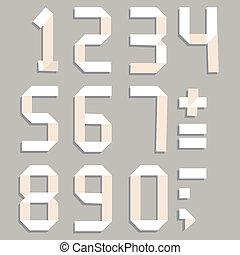 數字, 刪去, ......的, paper.